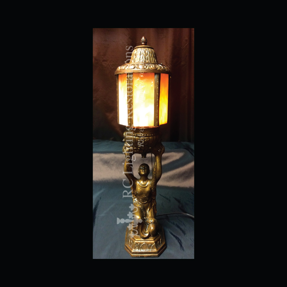 Accent Table-lamp